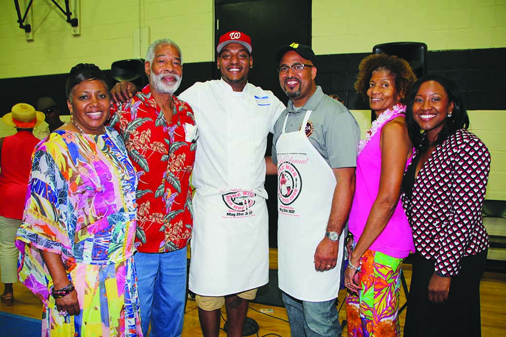 Men Who Cook, featured, community