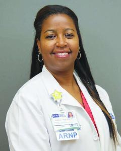 Noella Cypress-West, Tampa General Hospital