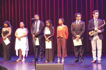 Omega Psi Phi Talent Hunt exposes local gems