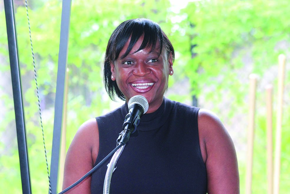 Deputy Mayor Dr. Kanika Tomalin