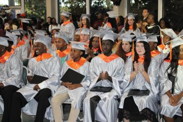 MYcroSchool class of 2017 graduates 40 students