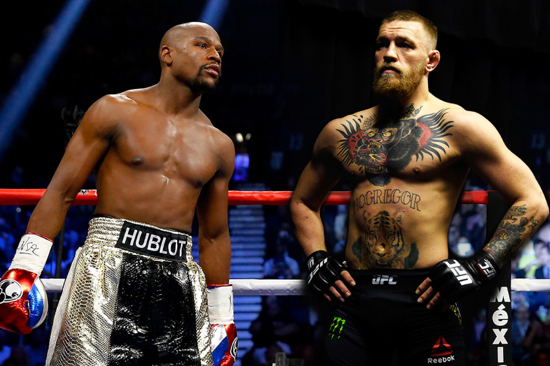 McGregor Mayweather, boxing, sports