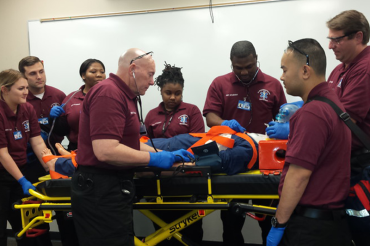 SPC EMT program begins enrollment