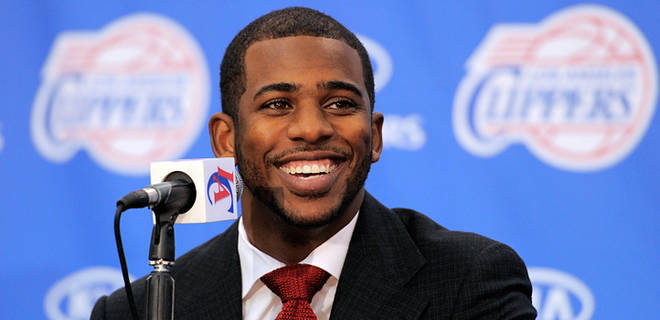 Chris Paul, sports