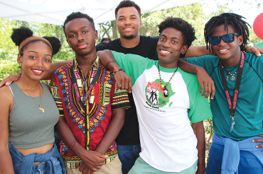 Black Power Radio throws community block party