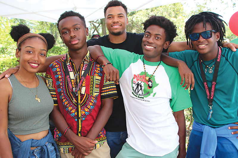 Second annual African Nation Family Reunion Block Party on July 4