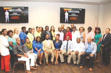 Democratic Black Caucus rebounds for community