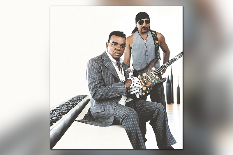 The Isley Brothers bring soul & classic R&B to St. Pete
