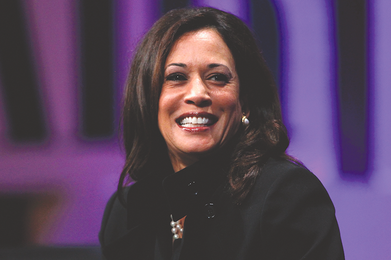 Kamala Harris, Visionary Brief
