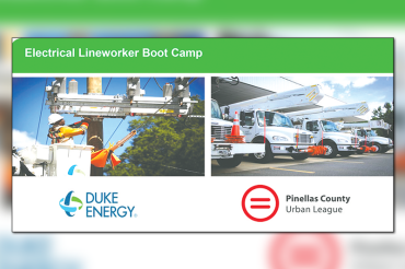Duke Energy Electrical Lineworker Boot Camp