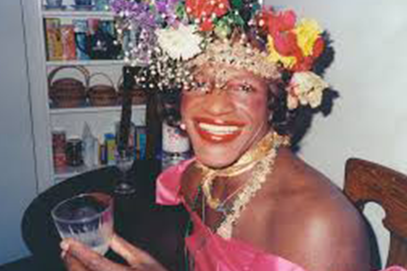 Marsha Johnson, history