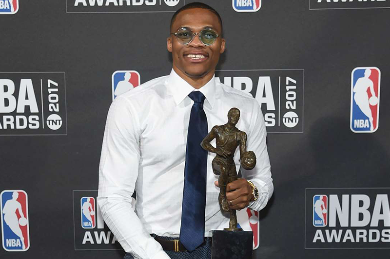 Thunder supermax contract extension could pay Russell Westbrook $235 million