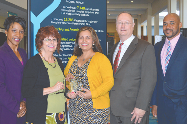 Suncoast Hospice awarded for community outreach to diverse populations