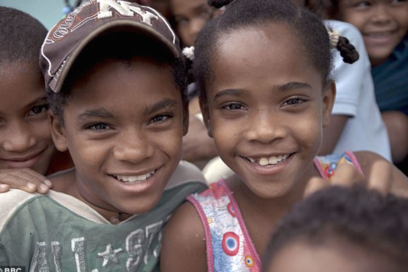 Mystery of Caribbean village where genetic disorder causes little girls to turn into boys