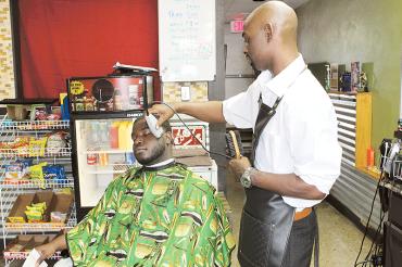 Central Station Barbershop &Grooming