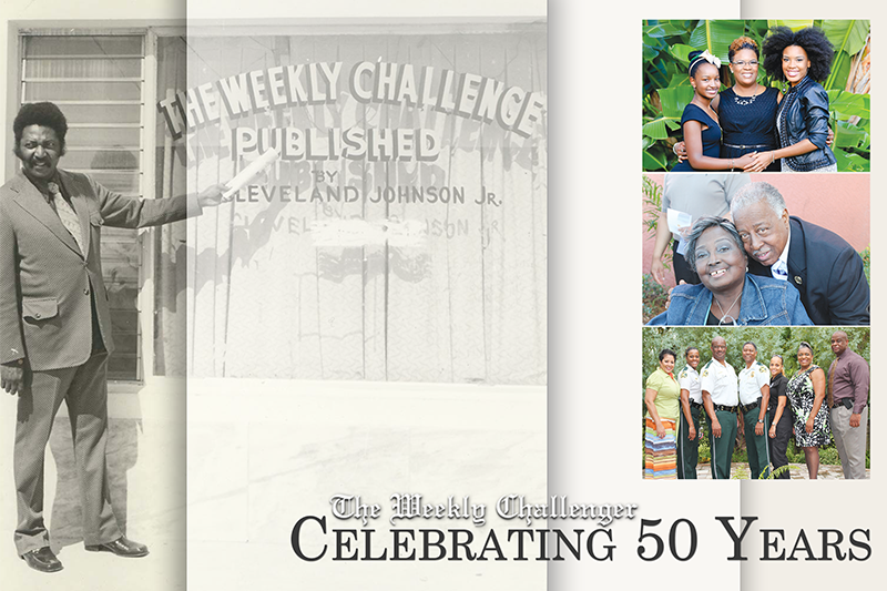 Purchase your tickets for the 50th Anniversary of The Weekly Challenger Newspaper!