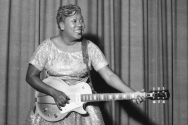 Sister Rosetta Tharpe, The Godmother Of Rock 'N' Roll