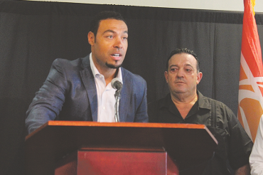 Vincent Jackson's journey to the role of restaurateur