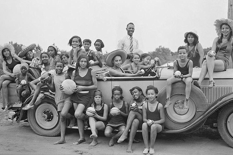 Black Beaches That Broke Barriers African American Owned Vacation Spots Made History