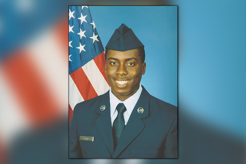Recent Gibbs graduate completes basic training