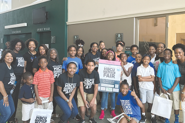 Jack & Jill's Historically Black College Fair connects students to a variety of higher learning opportunities