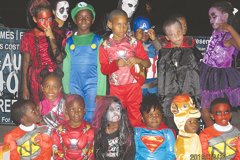 11th annual Uhuru Halloween Haunted Night