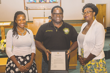 Honoring the first black firemen in St. Pete