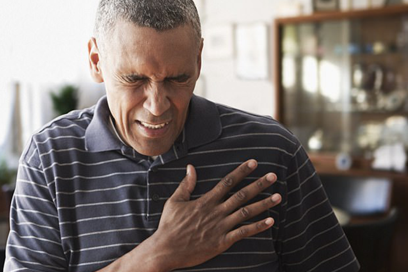 Black adults twice as likely to die in their first heart attack than whites