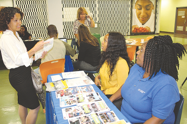 Career Fair and Showcase of Services Oct. 16