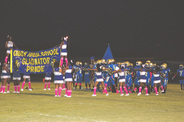 Gladiators past and present celebrate Homecoming pageantry