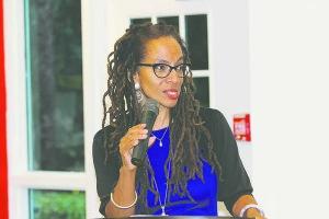 Stetson University Professor Judith Scully