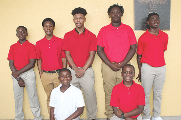 Kappa League Male Leadership Program