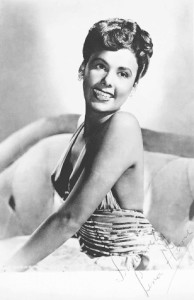 Lena Horne, featured