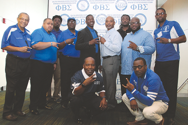 St. Pete Sigmas host 2017 State Leadership Conference