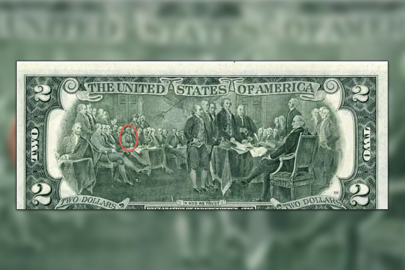 The Truth About the Only Black Man On The Back Of The $2 Bill