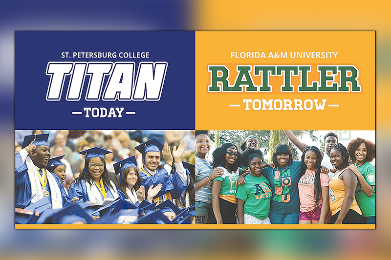 St. Petersburg College offers guaranteed admission to FAMU with Ignite program