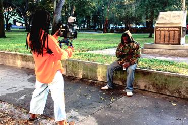 Local filmmakers spotlight homeless vets in St. Pete