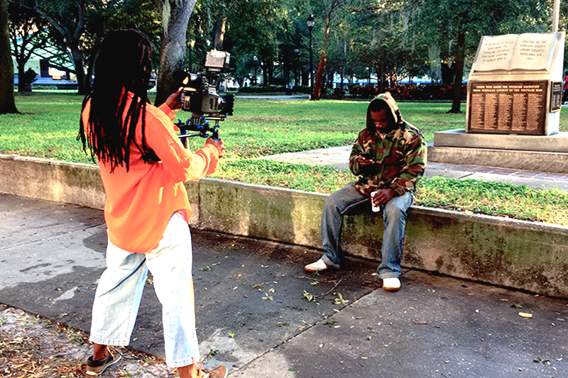 Local filmmakers spotlight homeless vets in St. Pete