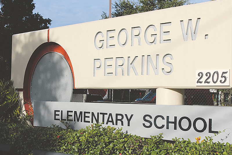 I AM: George W. Perkins