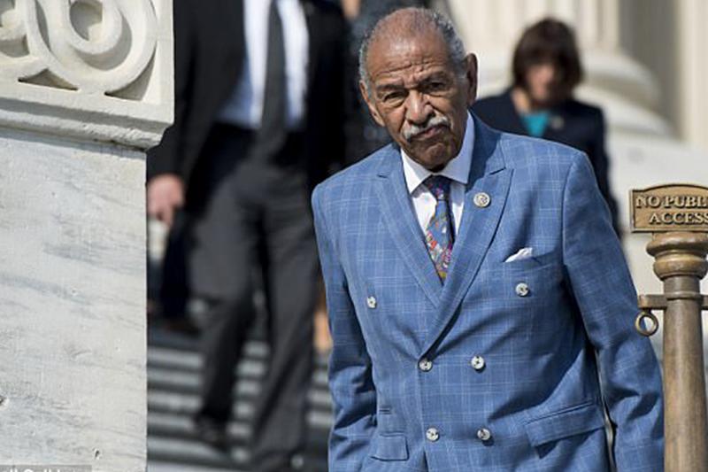 Nancy Pelosi finally tells Rep. John Conyers, 88, to resign