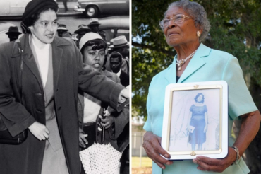 The gang rape was horrific. The NAACP sent Rosa Parks to investigate.
