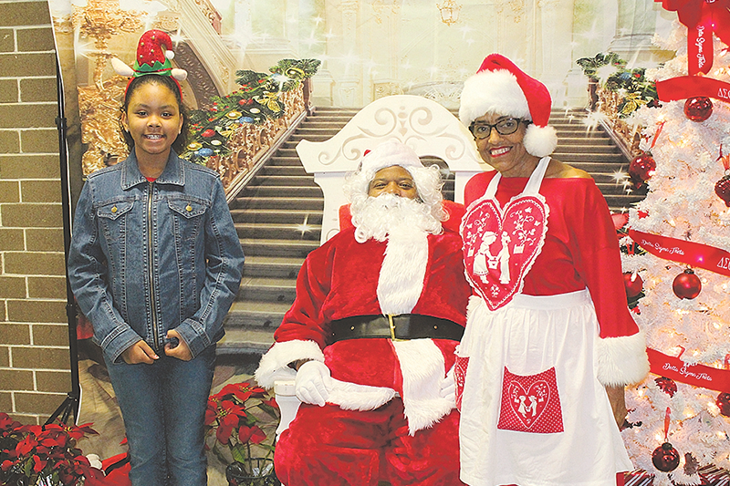 35th annual Breakfast with Santa