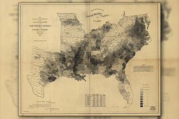 Two maps explain the racial history behind Alabama's senate vote