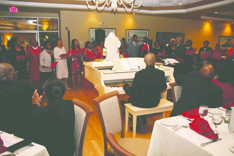 Choir, featured