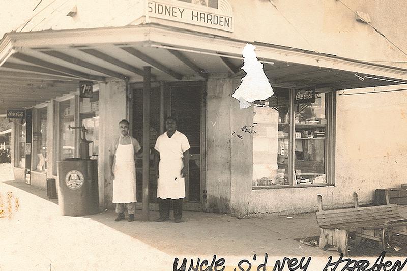 Sidney Harden Sr., featured