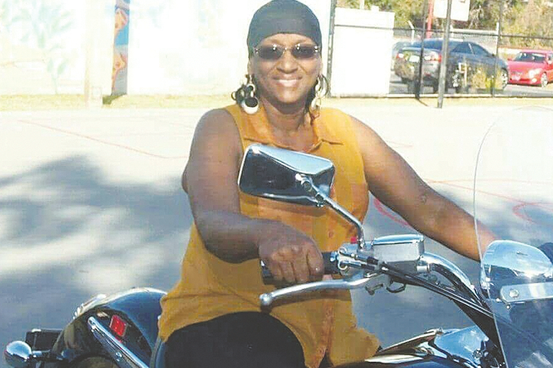 The last ride for Tangela 'T-Mama' Johnson