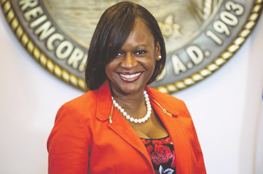 Dr. Kanika Tomalin, the trailblazer
