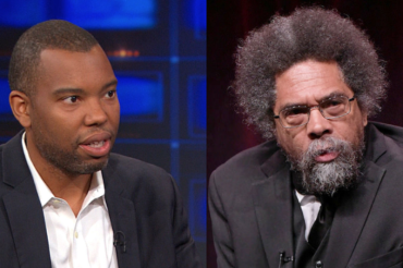 Coates-West feud has roots in Black intellectual tradition
