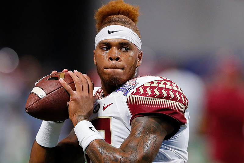 FSU quarterback Deondre Francois involved in domestic dispute with pregnant woman