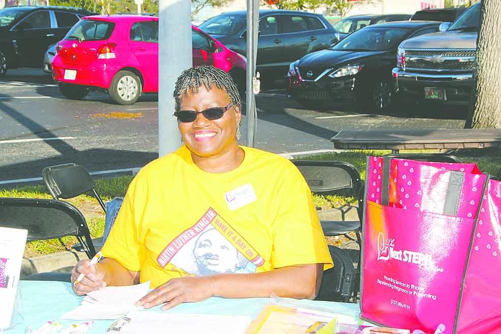 Carole K. Alexander, MLK, featured